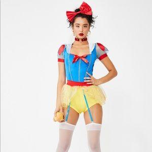 Snow White Costume Set